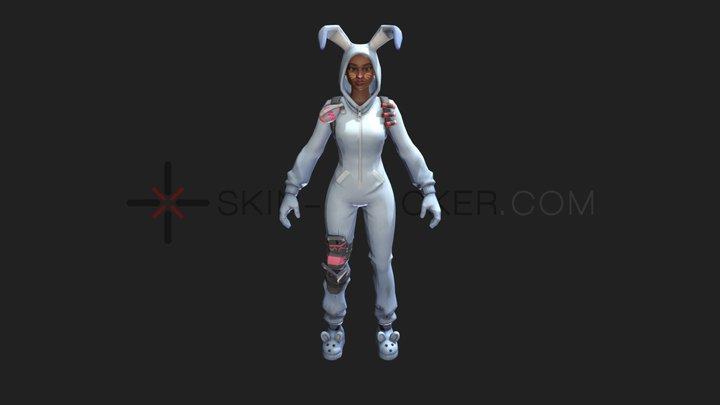 Fortnite - Bunny Brawler 3D Model