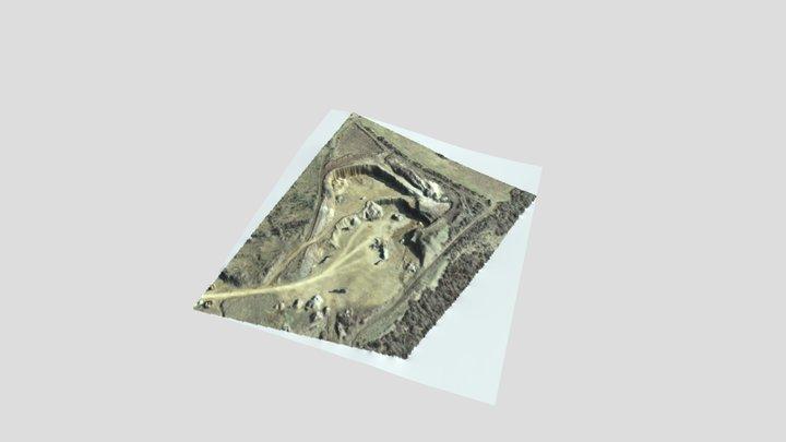 Gyöngyöspata 3D Model