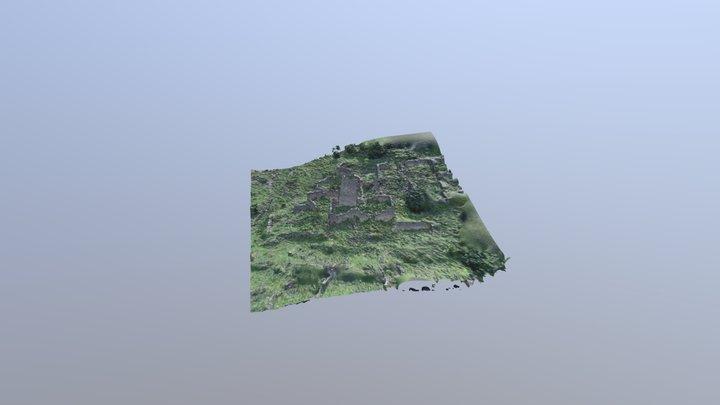 шахакгата основа 3D Model