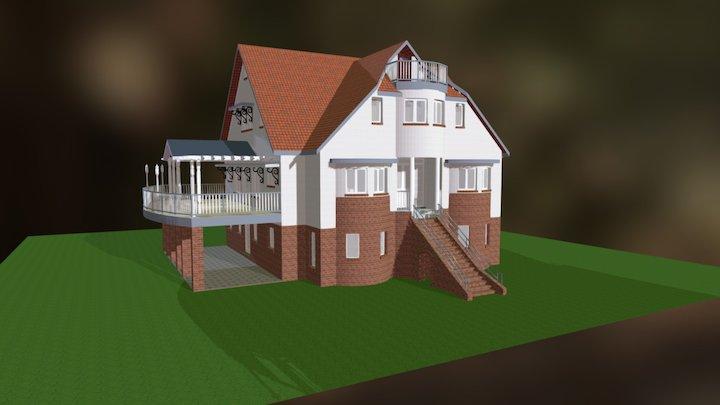 Upper Brookfield 3D Model