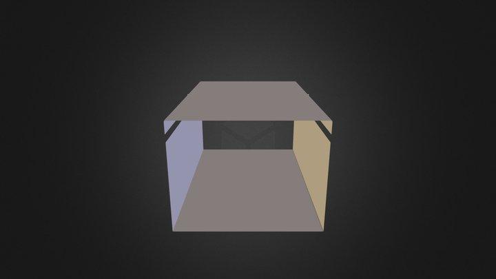 Kartenspender 3D Model