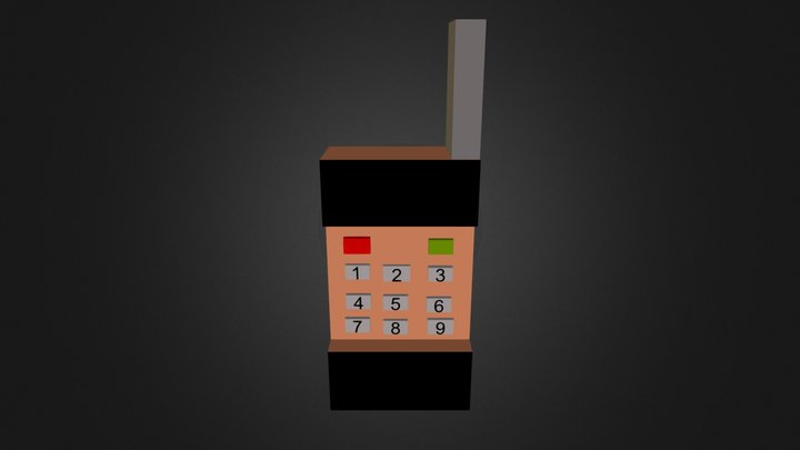 Celu Antiguo 3D Model