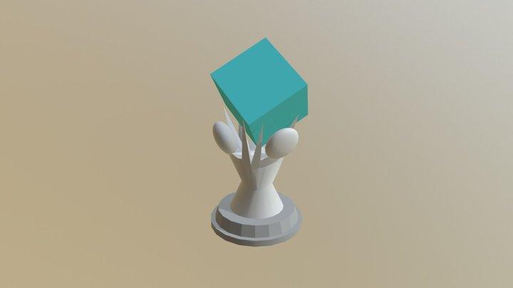 Galardon 2017 3D Model