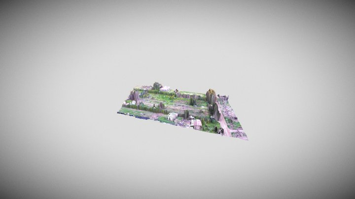 Parcela de Agrado - Champa 3D Model