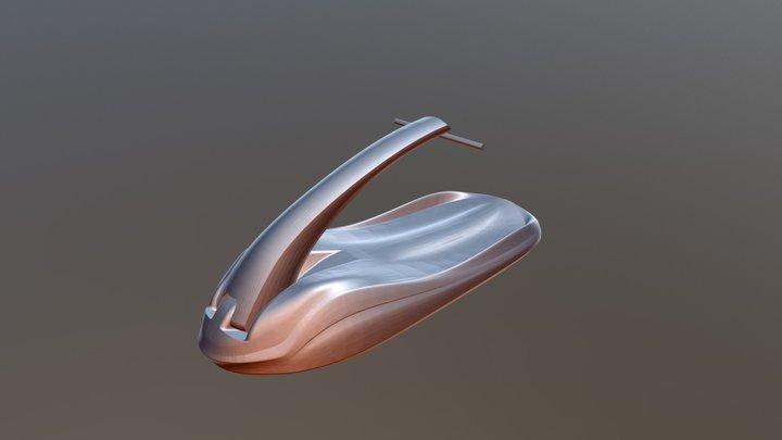 JetSki 3D Model
