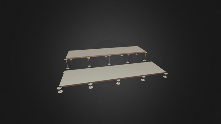 Interfloor 3D 3D Model