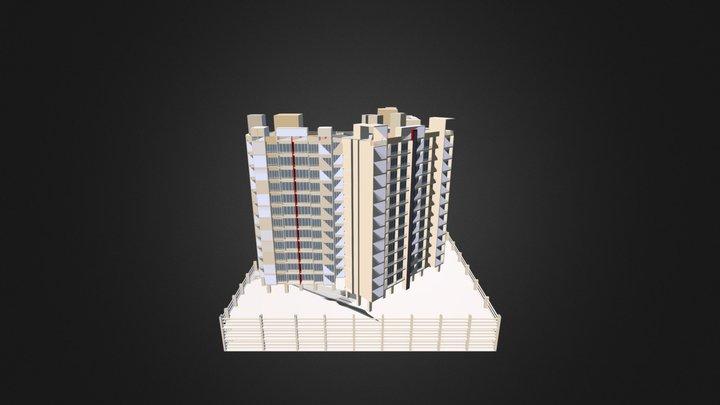 Juhi Greens_1 3D Model