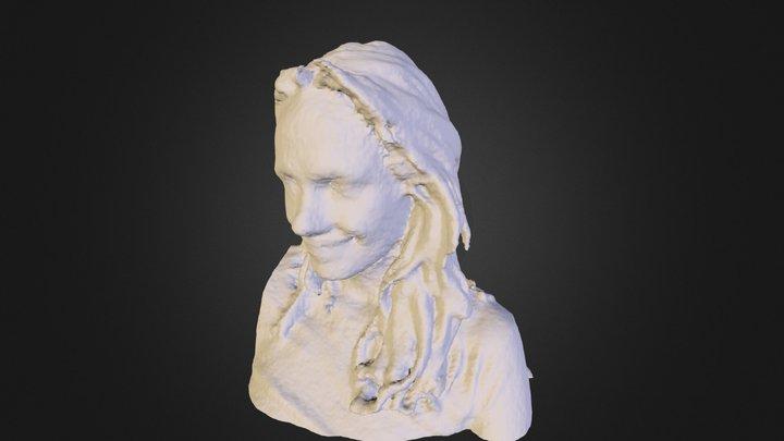 Claudia 3D Model