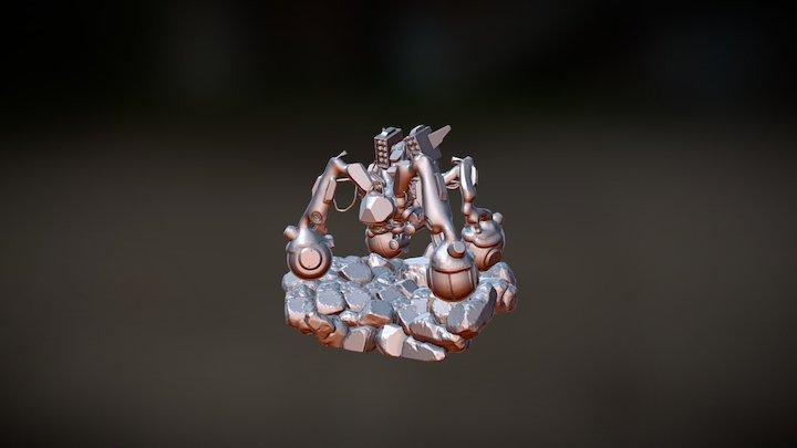 test Medium 3D Model