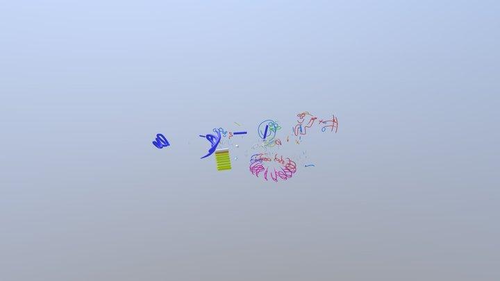 bigfish 3D Model