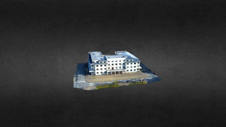 3D GOBERNACION PUERTO MONTT 3D Model