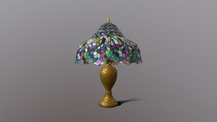 lampada_liberty_2 3D Model