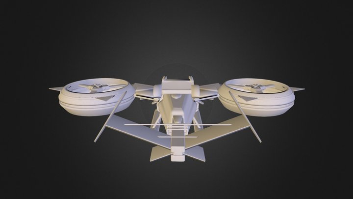 O B J 3D Model