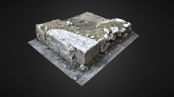 Test Corner Midle 3D Model