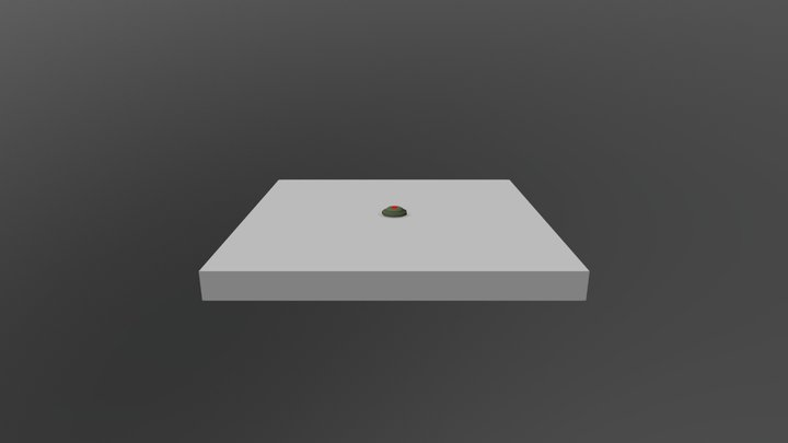 1 Mine 3D Model