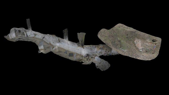 Bodega subterránea - Matapozuelos 3D Model