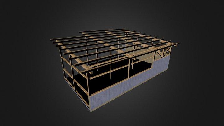 carport3d_2 3D Model