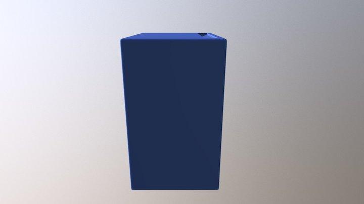 Caja4 3D Model