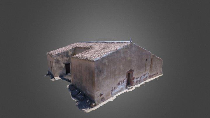 Chiesa di N.S Liscoi - Orani - Sardinia 3D Model