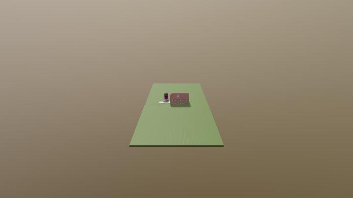 EXTENSION 3D Model