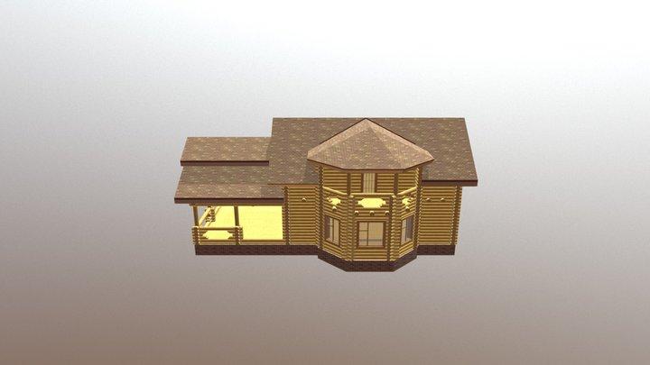 6к авангард 3D Model
