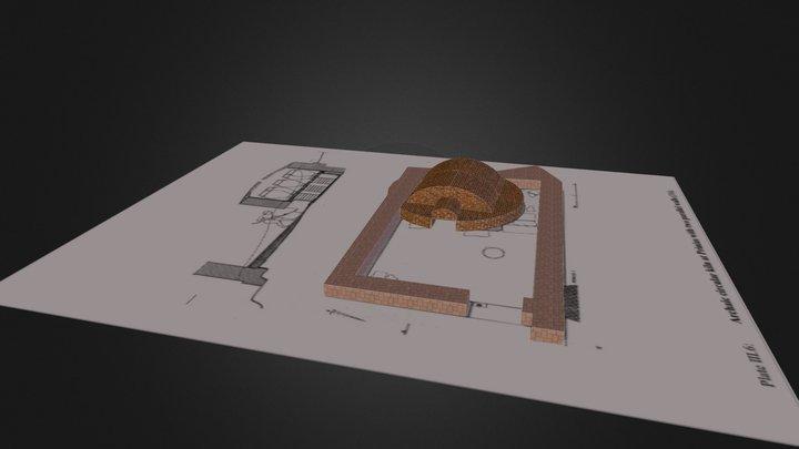 archive 4  3D Model