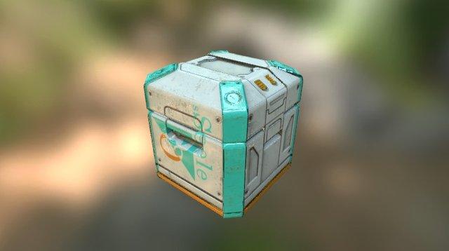 KR8_Seele 3D Model