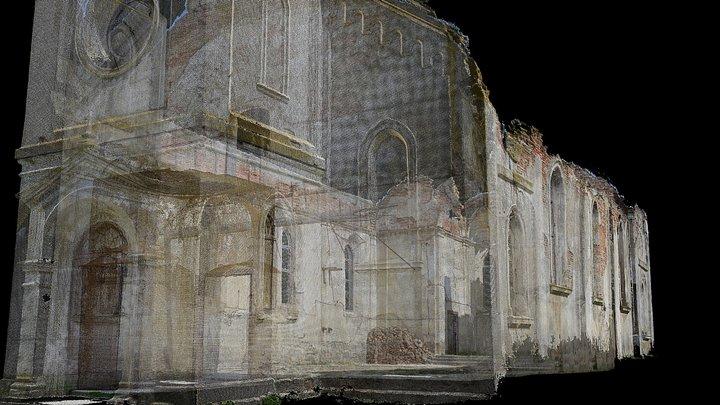 Malcoci_pointcloud 3D Model