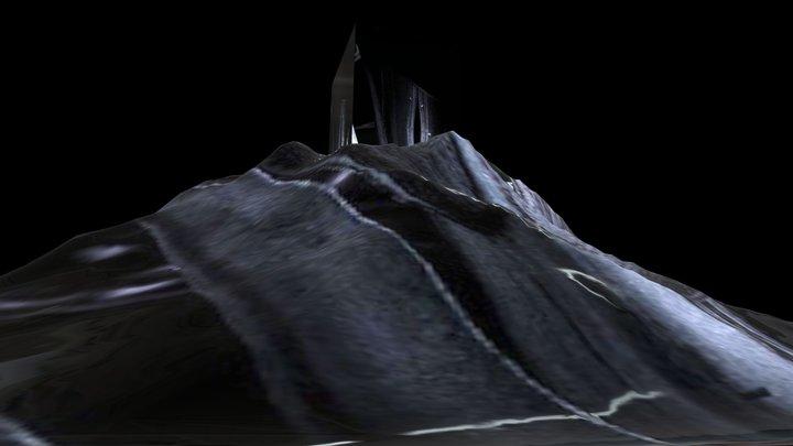 SURORGANIC landscape I 3D Model