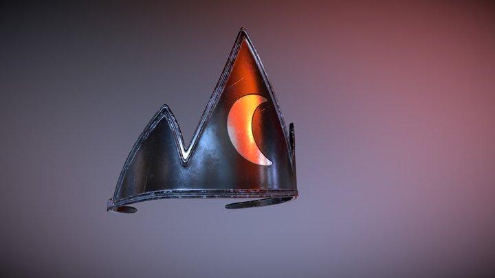 Luna's Diadem 3D Model