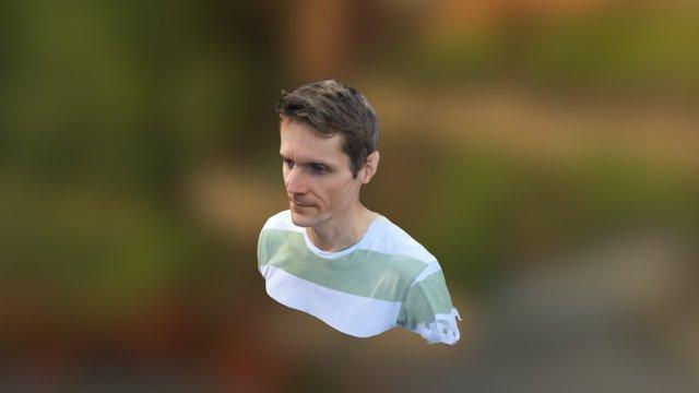 peter 3D Model