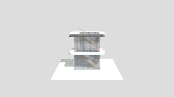 19192-AWOUTERS-ONDERSTE 3D Model