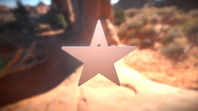 Estrela 3D Model