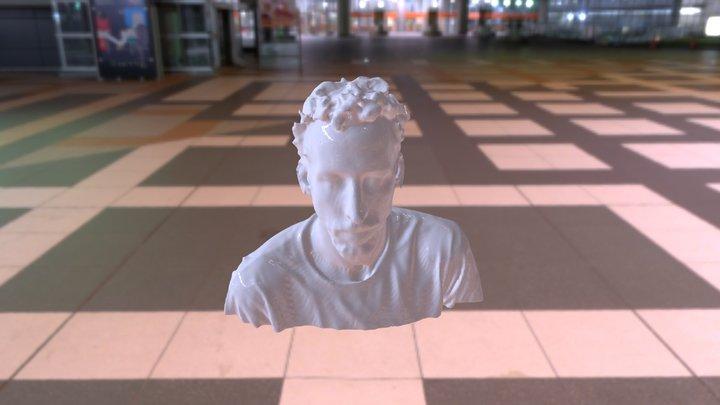 Amir 3D Model