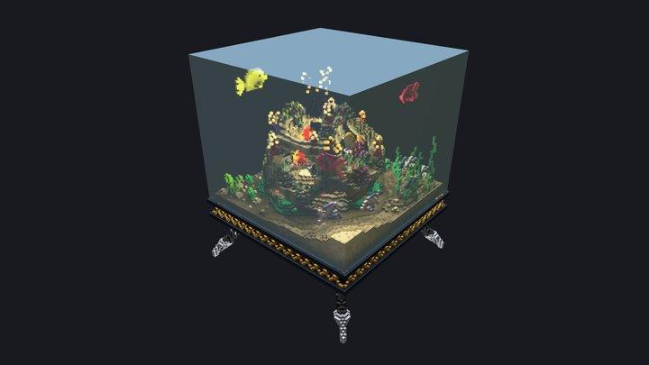 Robo Aquarium 3D Model