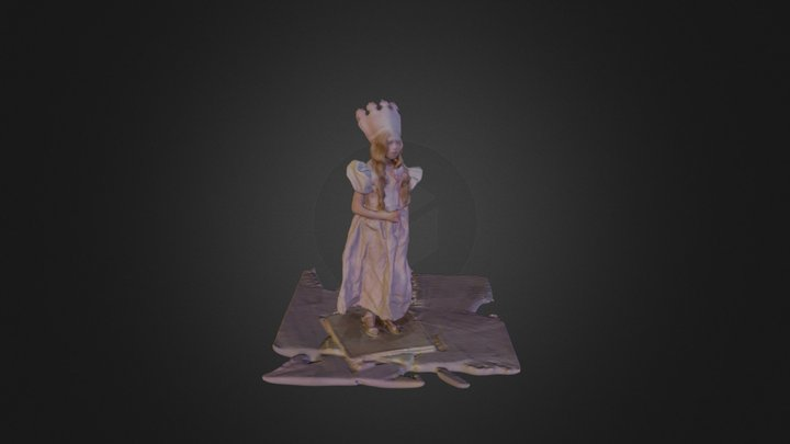 Good Witch 3D Model