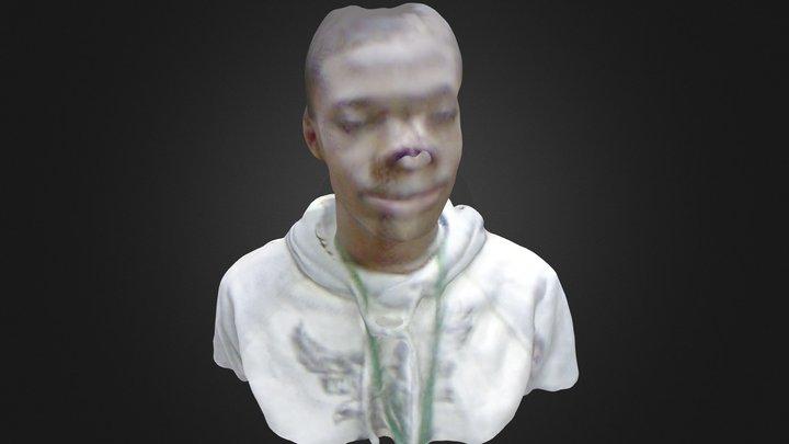 Justin O 3D Model