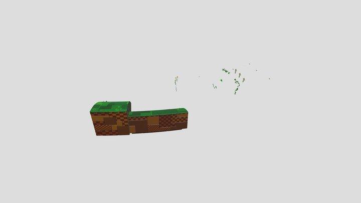 3DS - Sonic Lost World - Windy Hill Zone 1 fail 3D Model