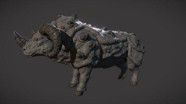 Baelok 3D Model