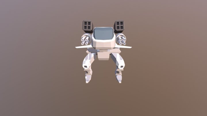 Md1 3D Model