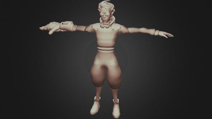Aidan Orbit Static Mesh 3D Model