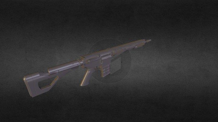 th_rifleDesign 3D Model