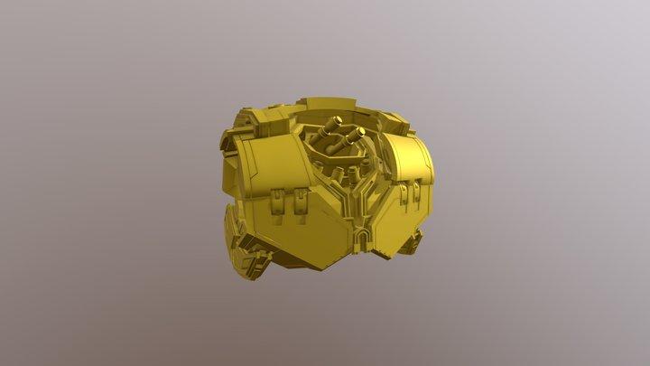B290819 3D Model
