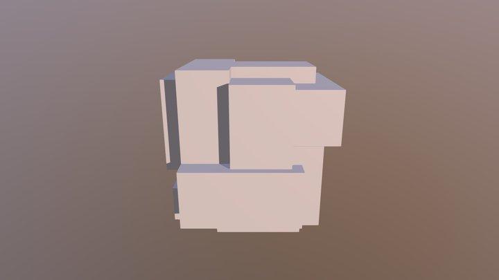 Cube5 3D Model