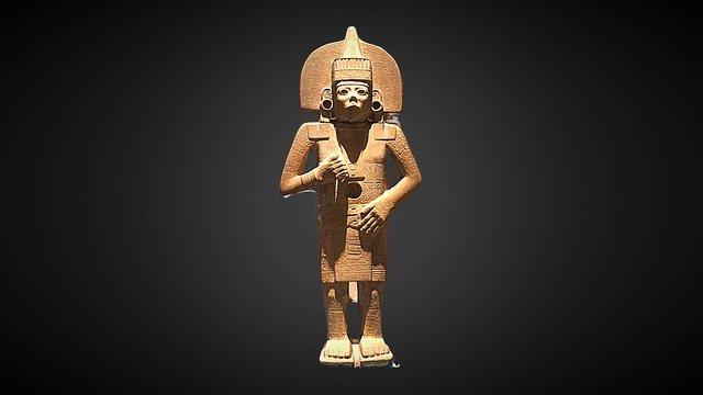 Life-death figure 3D Model
