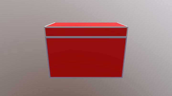 3DBox 3D Model