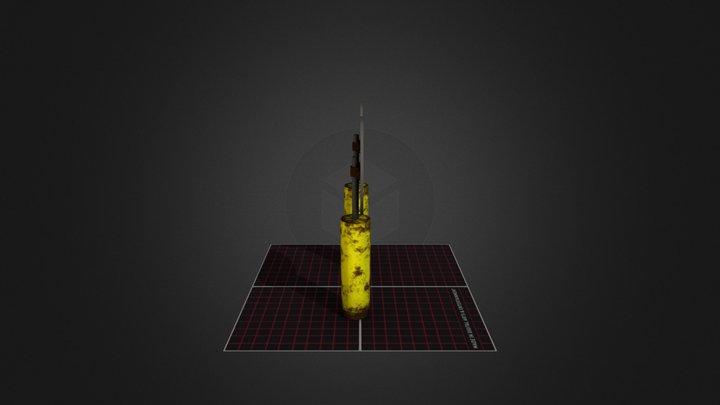 Verkeers Borden Jonas Smeets DAE12 3D Model