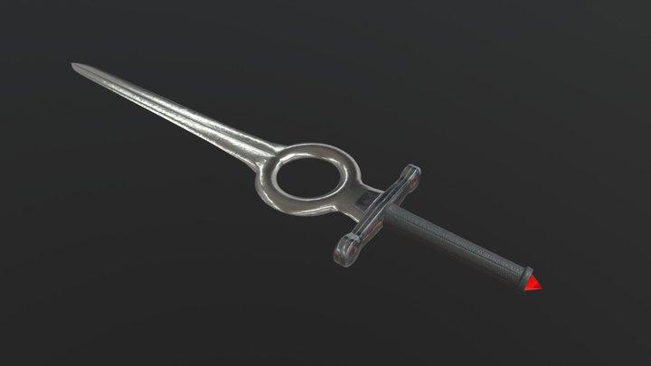 Ruby Avenger (HP) 3D Model