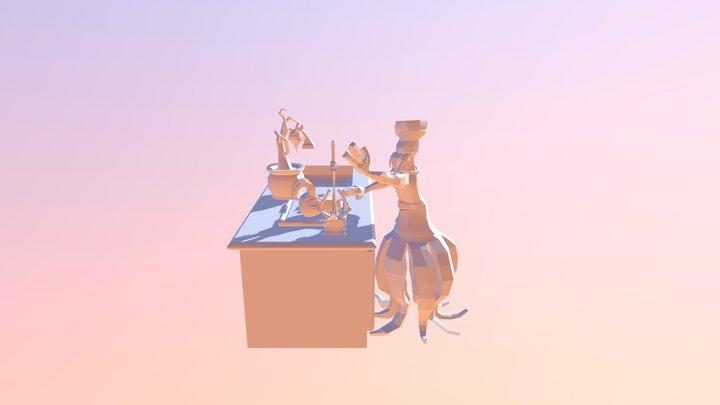 TNH_6Props 3D Model