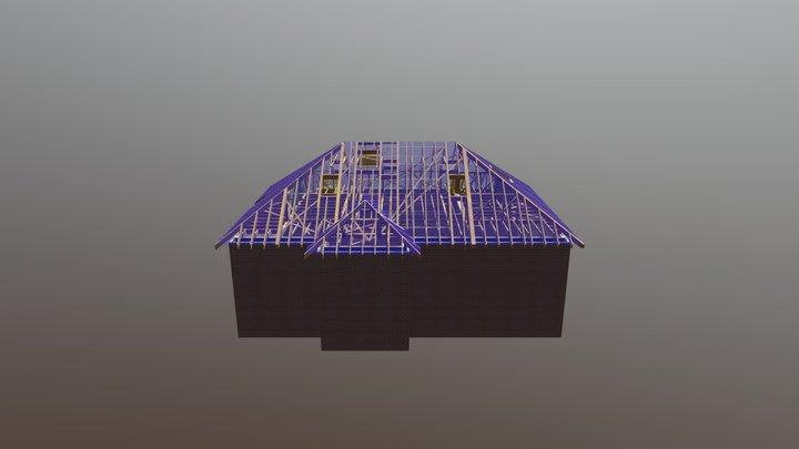 X44849A 3D Model